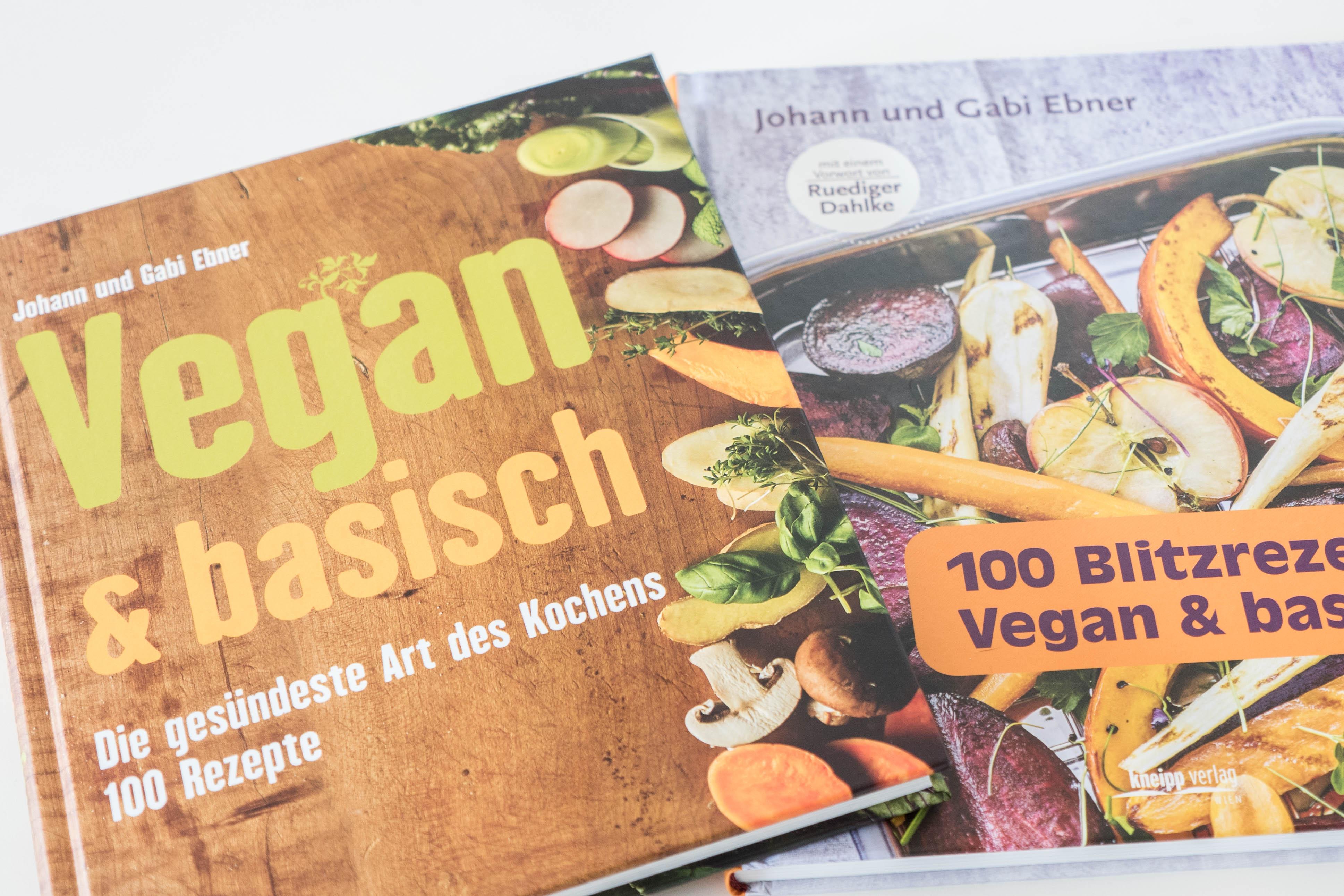Vegan & Basisch Johann Ebner