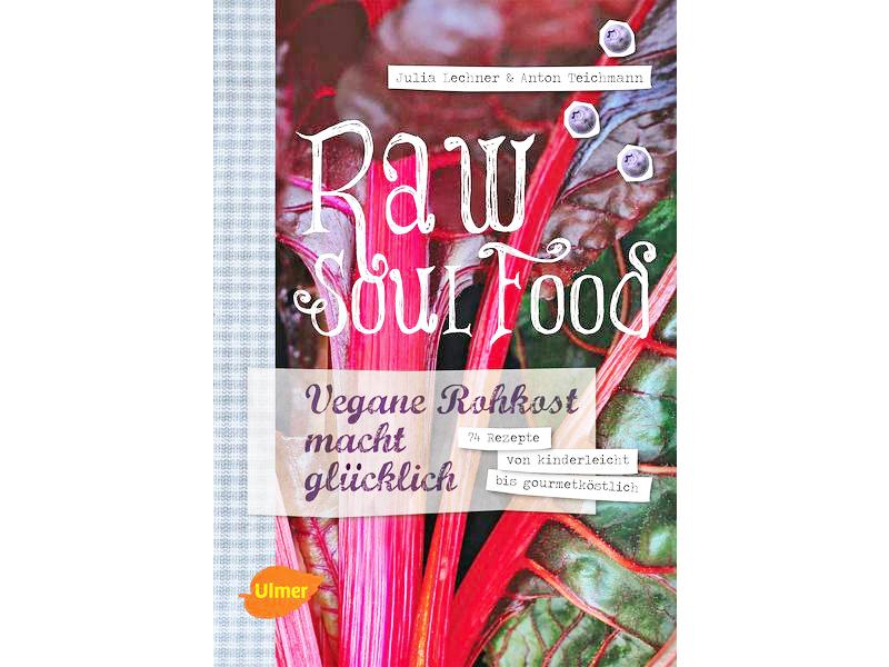 Raw Soul Food Buch