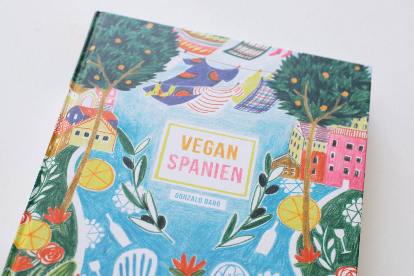 Vegan Spanien
